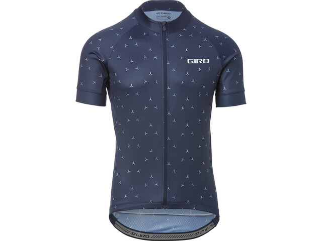 Giro Chrono Sport Jersey Men midnight blue turbine